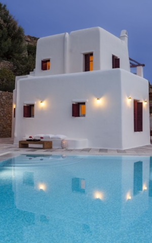 private villa for rent Mykonos