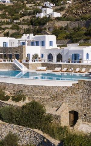 private villas in mykonos